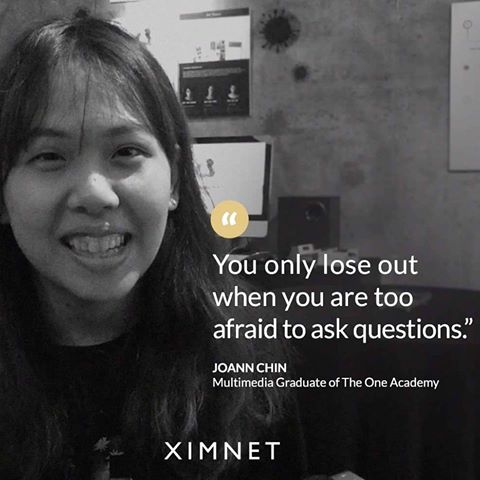 Above all, thank you, XiMnet, for all the joy and experience for the last three months