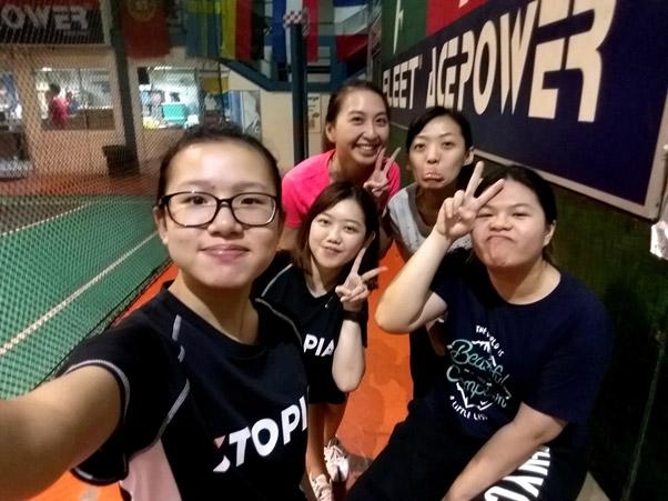 Super futsal team from XiMnet